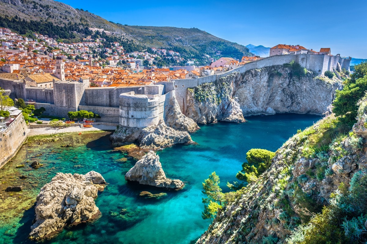 From Prague to Dubrovnik