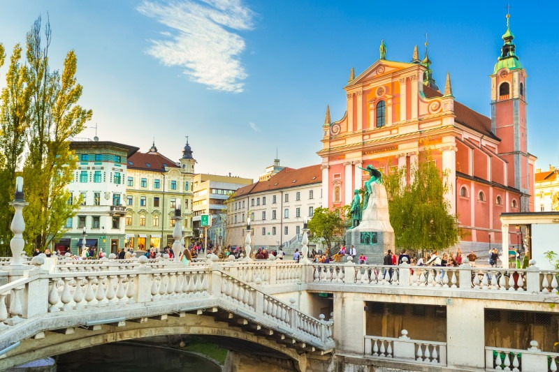 Slovenia in a week